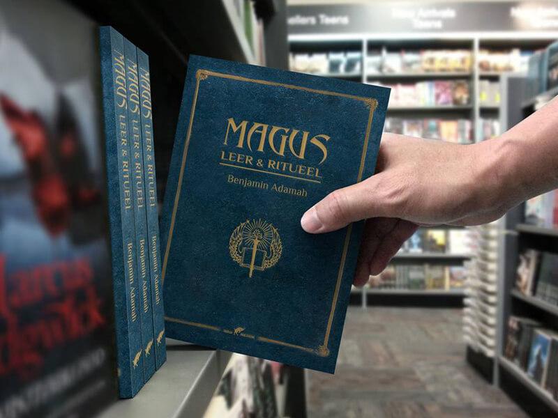Magus - Leer en Ritueel door Benjamin Adamah