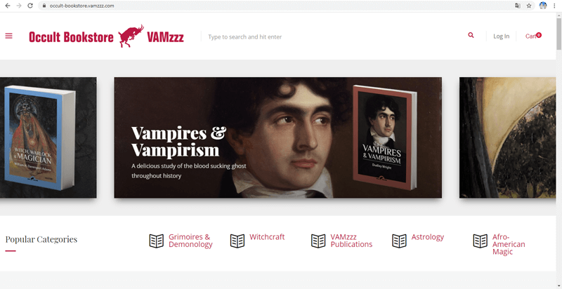 VAMzzz Publishing