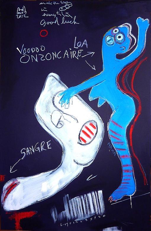 Voodoo Ozoncaire - 2012