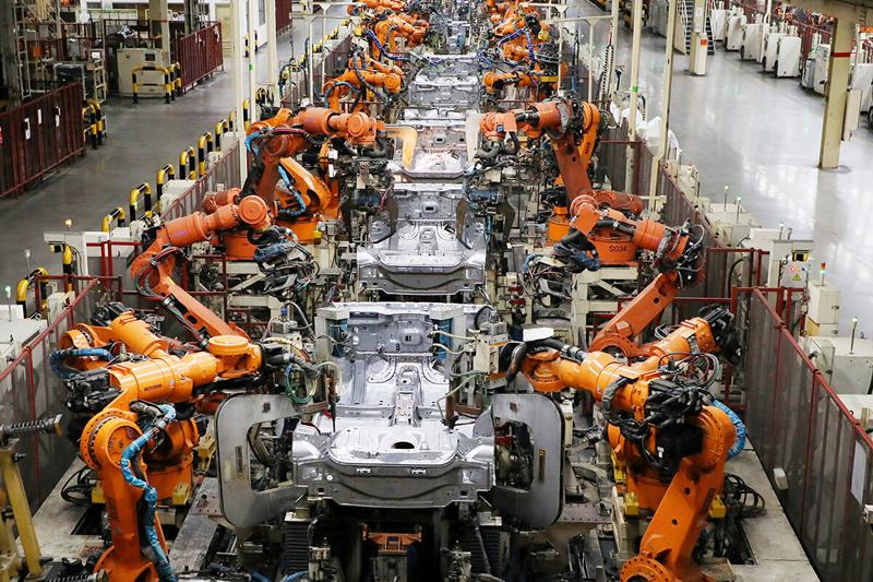 Fourt Industrial Revolution shit - technocratisering versus mens
